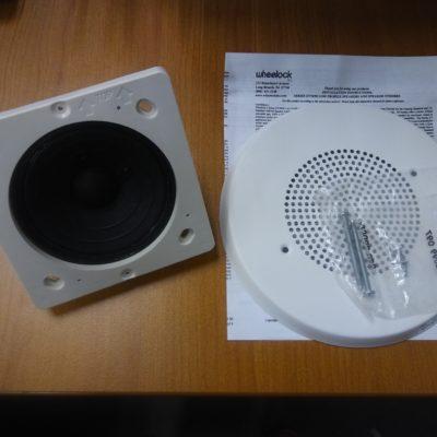 Cooper Wheelock Ceiling speaker.