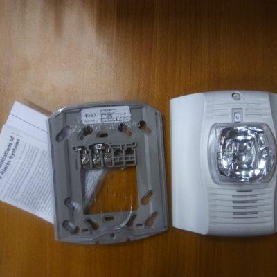 Chime/Strobe STD CD White